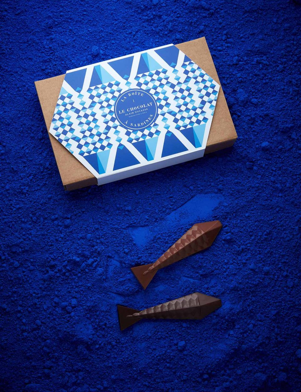 ル・ショコラ・アラン・デュカスが提案する、魅惑のイースターコレクション。