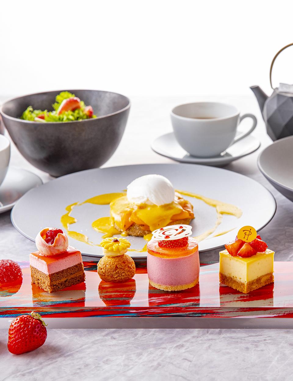 キンプトン新宿東京で楽しむ、ディストリクト×ピエール・エルメ・パリの美食コラボ。