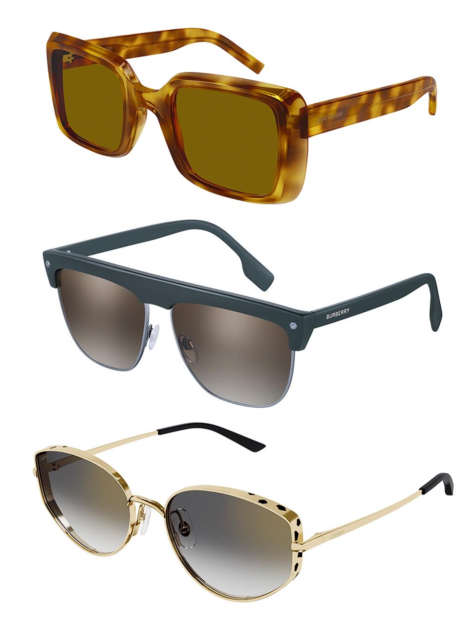 この夏のトレンドは? 美しいクルマに似合う、美しいサングラス。